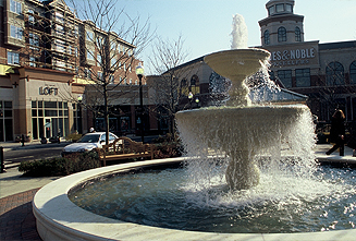 JRA Market Common Clarendon Fountain 4