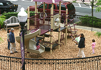 JRA Market Common Clarendon Playground