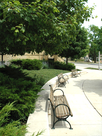 JRA Town of Fort Sheridan Plaza 2